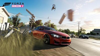 טריילר ההשקה של Forza Horizon 3 יצא