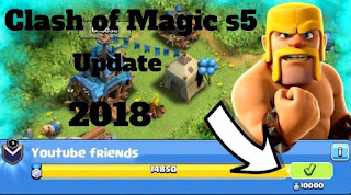 Clash of Magic s5 APK v9.105 Private Sever Unlimited Gems