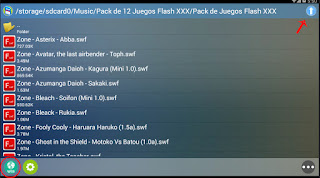 emulador flash para android