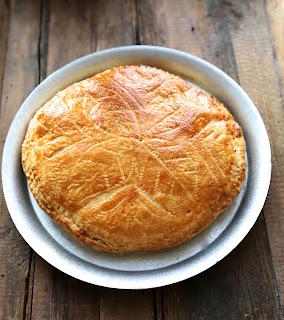 recette facile , rapide , pâte feuilletée inratable ,galette des rois ,épiphanie