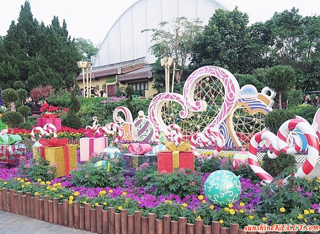 Ocean Park Hong Kong Christmas Sensation 2017 Experience