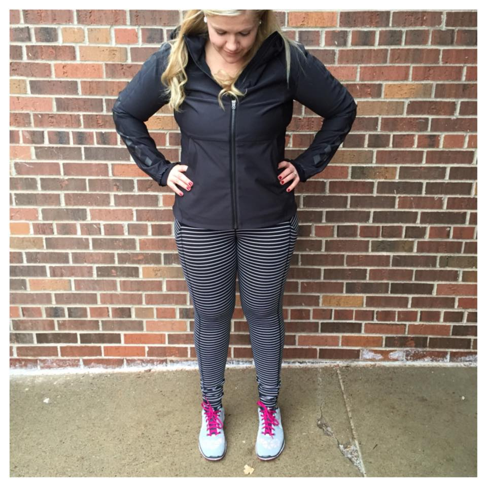 lululemon paralle stripe speed tight