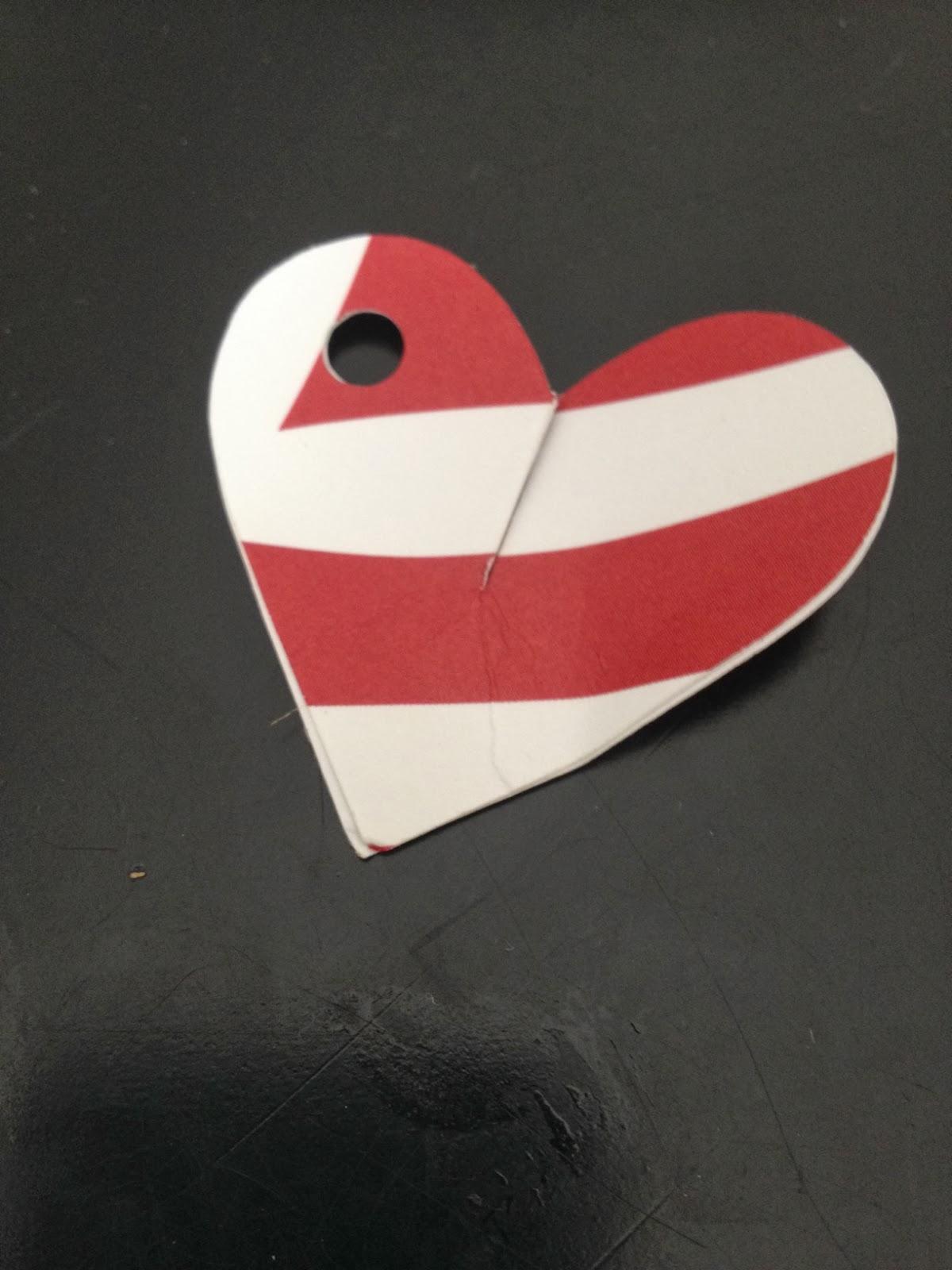 3D, paper hearts, Silhouette tutorial, Silhouette Studio, free, file