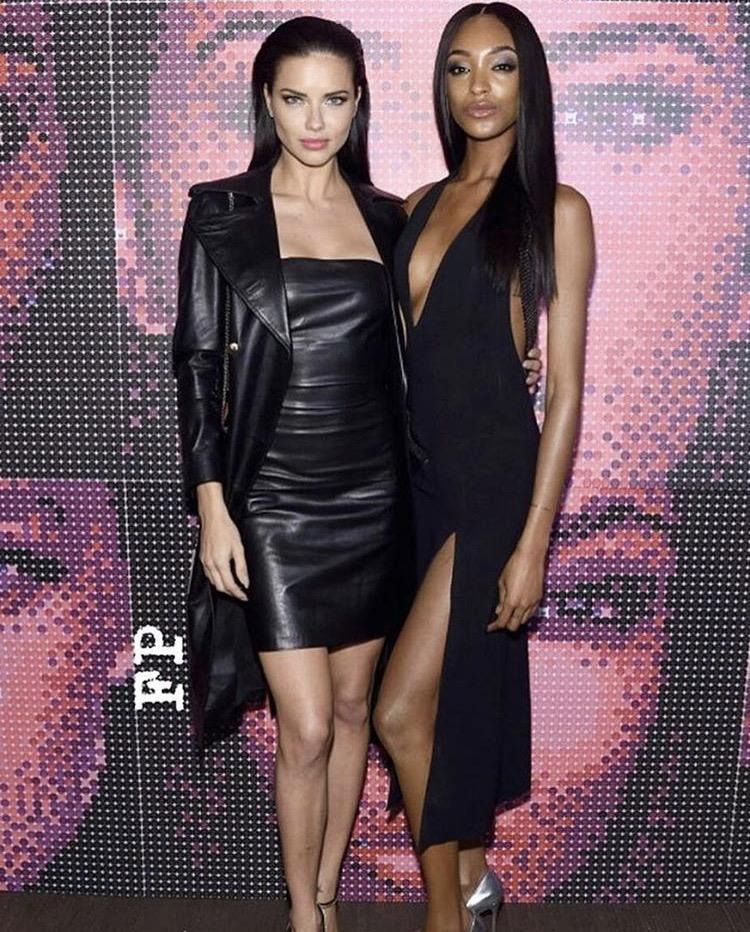 nyfw black models instagram edition faces of black