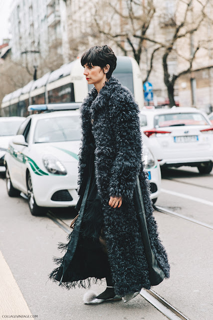 Street Style_From Fashion Week 2016_15 Images of Inspiration {Cool Chic Style Fashion}
