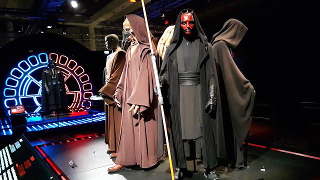 Ferien in München – Star Wars Identities Ausstellung