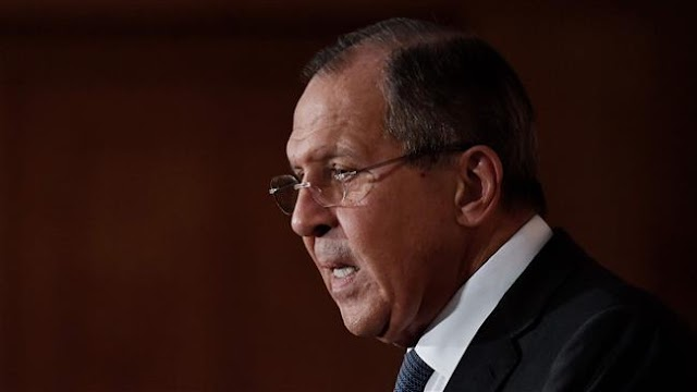 Russia slams the United States and Europe continuation of Cold War outlook