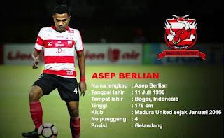 Asep Berlian Berpeluang Jadi Pemain Baru Persib Bandung 2019
