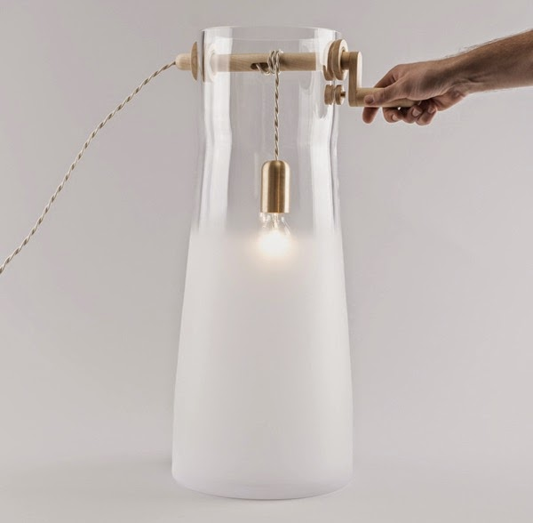 Bulb Looks Like A Water Bucket of A Well | Spicytec