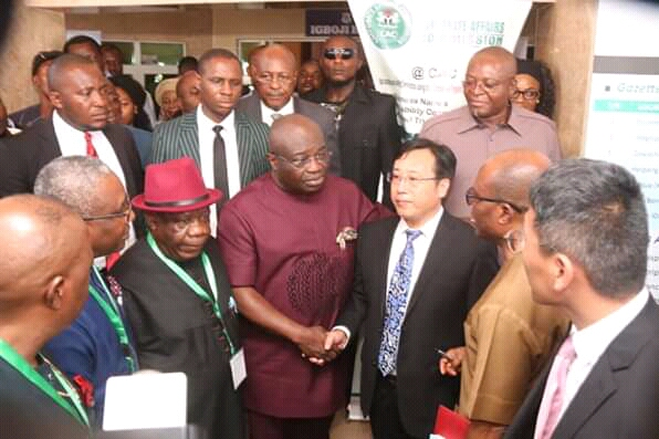@GovernorIkpeazu: Aba has great future investment potential