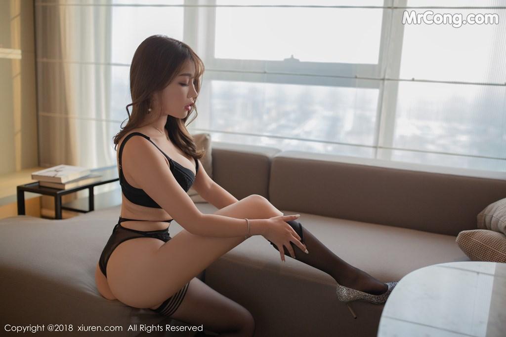 Image XIUREN-No.1278-Booty-Zhizhi-MrCong.com-010 in post XIUREN No.1278: Người mẫu Booty (44 ảnh)