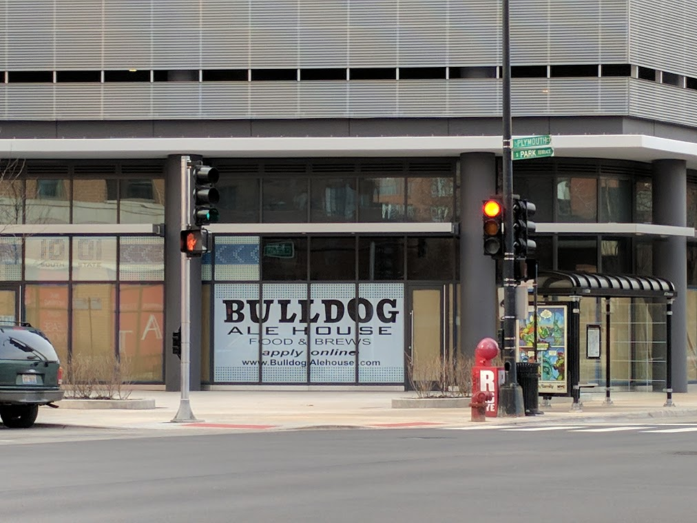 As A Reminder, We First Posted About Bulldog Ale House Potentially Coming  To 1101 S. State Back In August Of Last Year. While Weu0027ve Never Been, ...