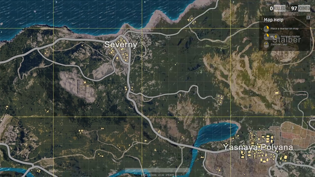 Playerunknown S Battlegrounds Maps Loot Maps Pictures: Карта Playerunknown's Battlegrounds