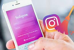 Cara Menghapus Cache Instagram Iphone Android 1