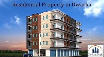 Residential Property in Dwarka