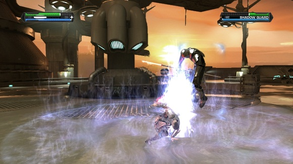 STAR WARS The Force Unleashed Ultimate Sith Edition-screenshot01-power-pcgames.blogspot.co.id