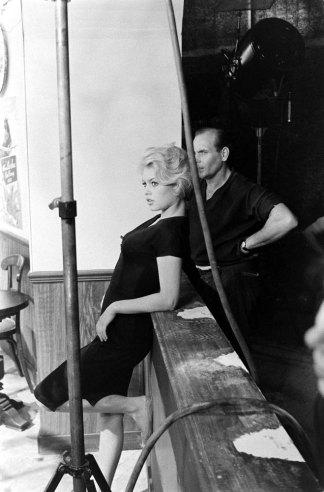 Rare And Classic Photos Of Brigitte Bardot In Spain 1958