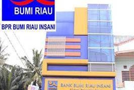 Lowongan Kerja Pekanbaru : PT. BPR Bumi Riau Insani Desember 2017