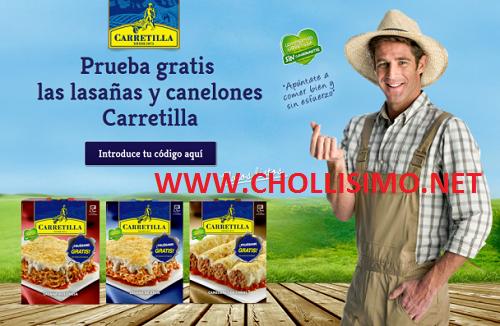 GRATIS Lasaña y Canelones
