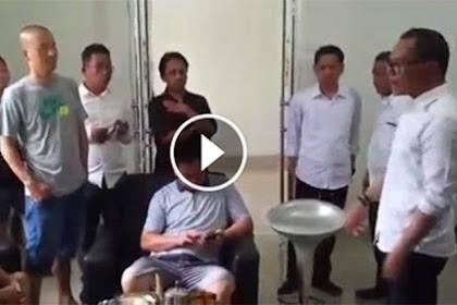 Ini Video Menteri Hanif Bentak Pekerja Asal China Yang Diunggah ke Laman Facebook Kementerian Ketenagakerjaan Republik Indonesia