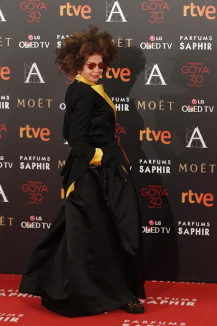 Victoria Abril Goya 2016