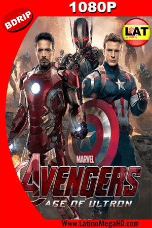 Los Vengadores: La Era de Ultron (2015) Latino HD BDRIP 1080P ()