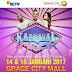 14-15 Januari 2017, Karnaval Inbox SCTV Kembali Hadir di Grage City Mall