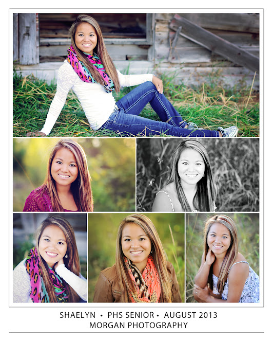 Shaelyn. Senior High School Pictures. Morgan Photography