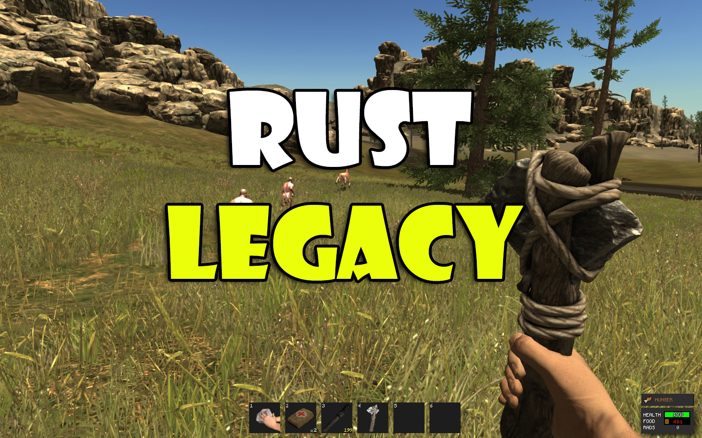 Rust legacy latest version download   Game 🎮 Rust for