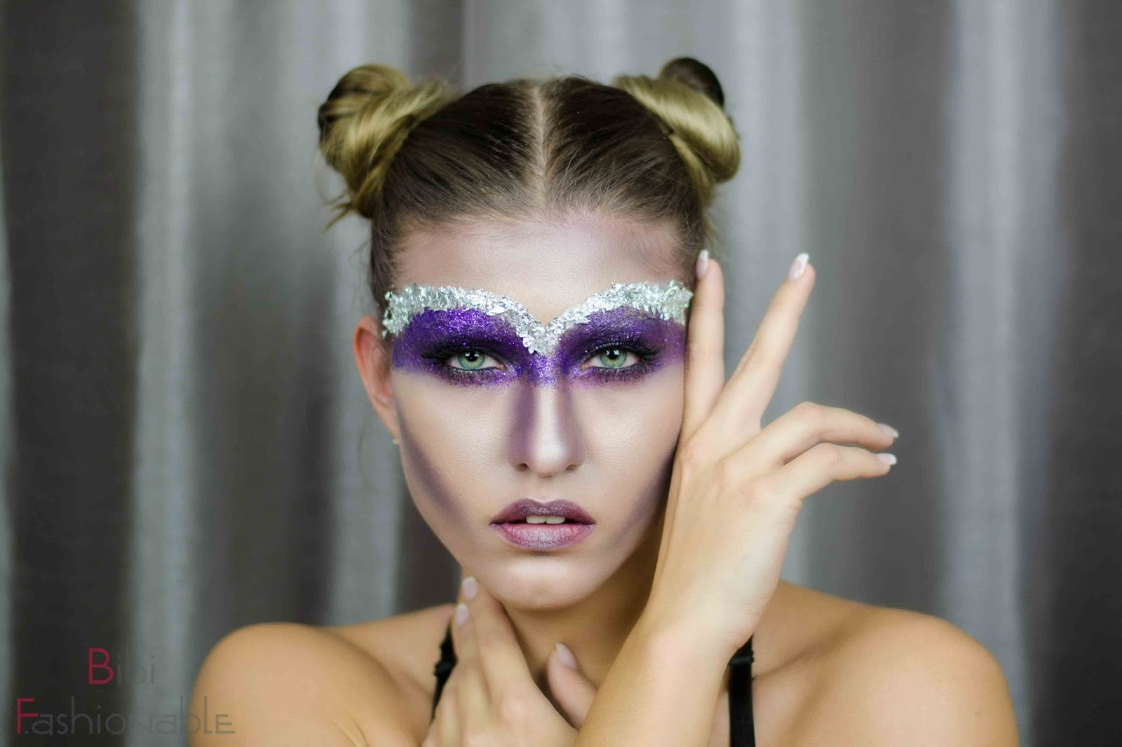 MAC Halloween 2016 Celestial Sorceress inspired Look Titelbild