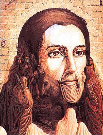Domingo de Ramos - Octavio Ocampo e Suas Pinturas Cheias de Ilusões