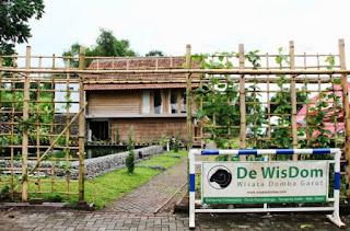 Objek Wisata De Wisdom,Khas Garut