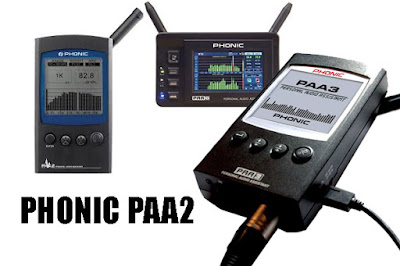 Riview PHONIC PAA2 Profesional Audio Assistant