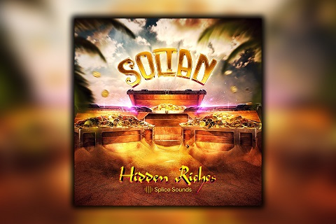 New Splice Sounds Soltan Sample Pack Vol. 2 WAV