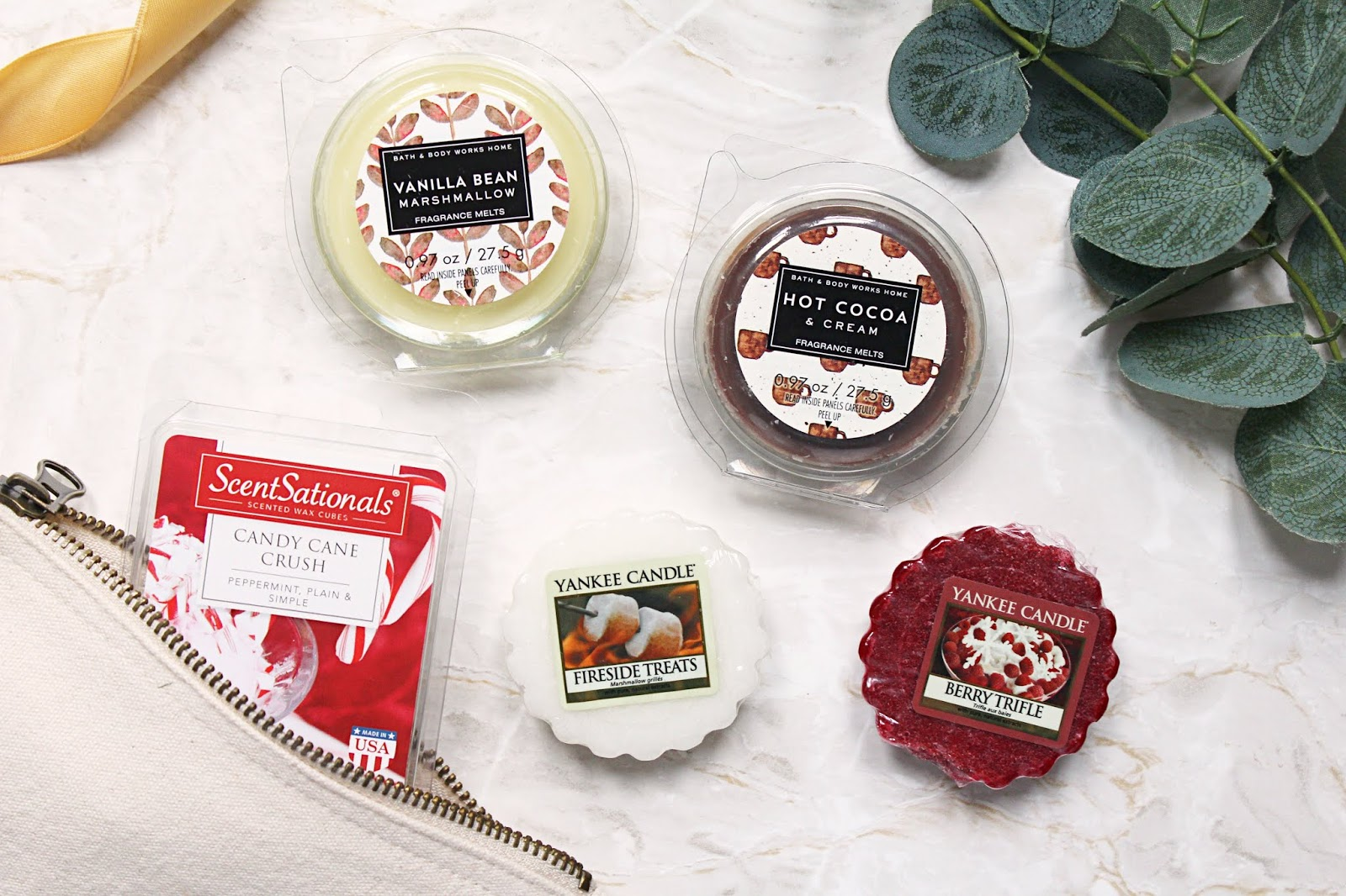 Autumn Candle Scents