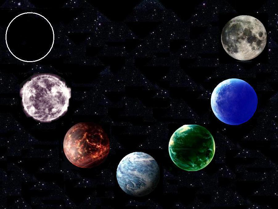 Resultado de imagen de planetas extraterrestres