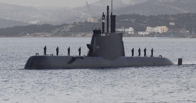 «Αντίδοτο» για τα ελληνικά υποβρύχια ψάχνουν οι τούρκοι με μη επανδρωμένα σκάφη