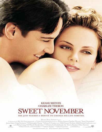 Ver Noviembre dulce (Sweet November) (2001) Online