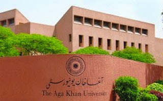 aga khan university, aku building