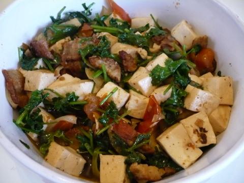 Tofu Coriander