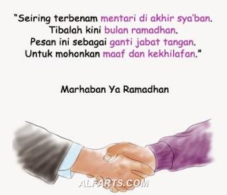 Kumpulan Gambar Menyambut Ramadhan 2017 M / 1438 H