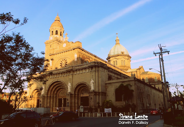 2019 Manila Cathedral travel guide and history.