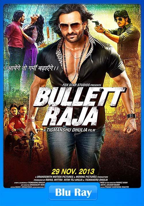 Bullet Raja 2013 720p BluRay x264 | 480p 300MB | 100MB HEVC