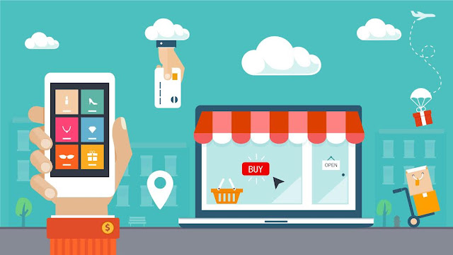5 Macam E Commerce di Indonesia