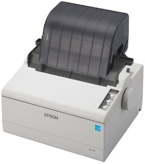 Epson LQ-50 driver download Windows
