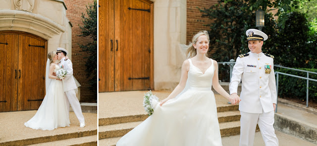 COVID Wedding in Arlington, VA photographed by Heather Ryan Photography