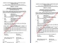 INFO UN - Download Berita Acara Serah Terima Naskah Soal Ujian Nasional