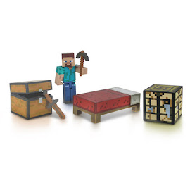 Minecraft Series 1 Steve? Overworld Figure