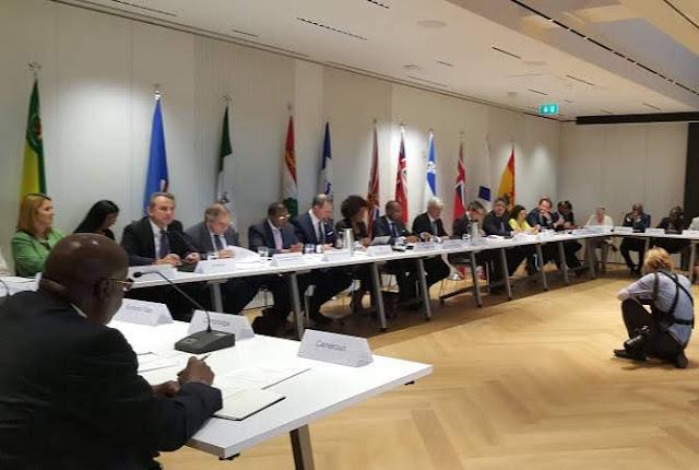 Ereván está lista para la próxima cumbre IOF