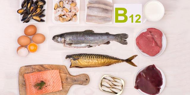 Vitamin B12 deficiency and symptoms